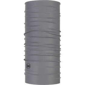 Buff Coolnet UV+ Tubo de cuello, solid grey sedona
